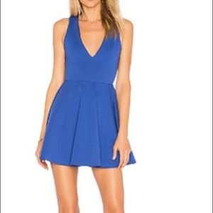 Lovers and Friends Mi Amor Mini Dress